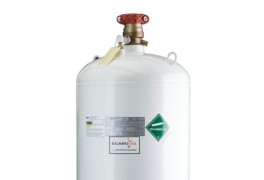 Fe25 Gazlı Yangın Söndürme Sistemi