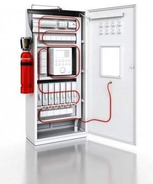 Direkt Pano İçi Yangın Söndürme Sistemi